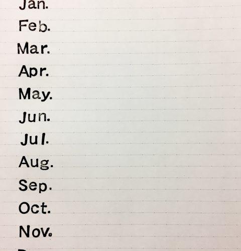 生後3ヶ月目 息子の成長記録
