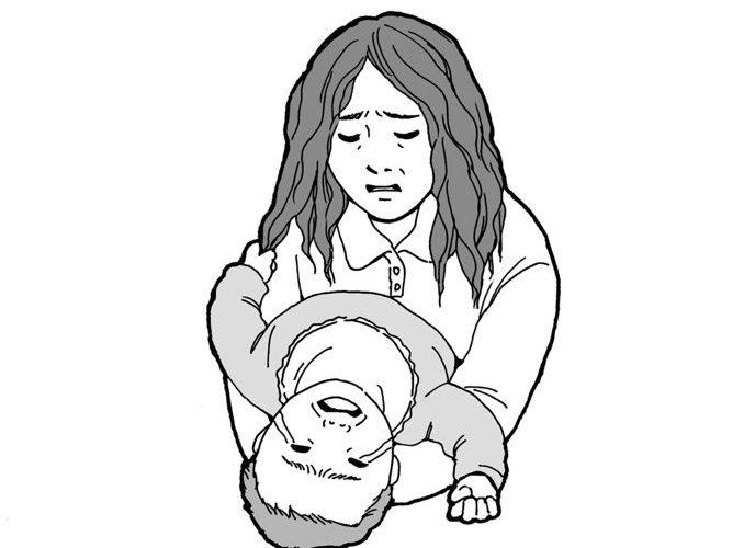 寝かしつけに時間のかかっていた赤ちゃんが、すぐに寝てくれるようになった。すぐに見直せる3つの変更点