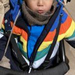 2020.12.15(Tue) ジャンパーを着たがる息子