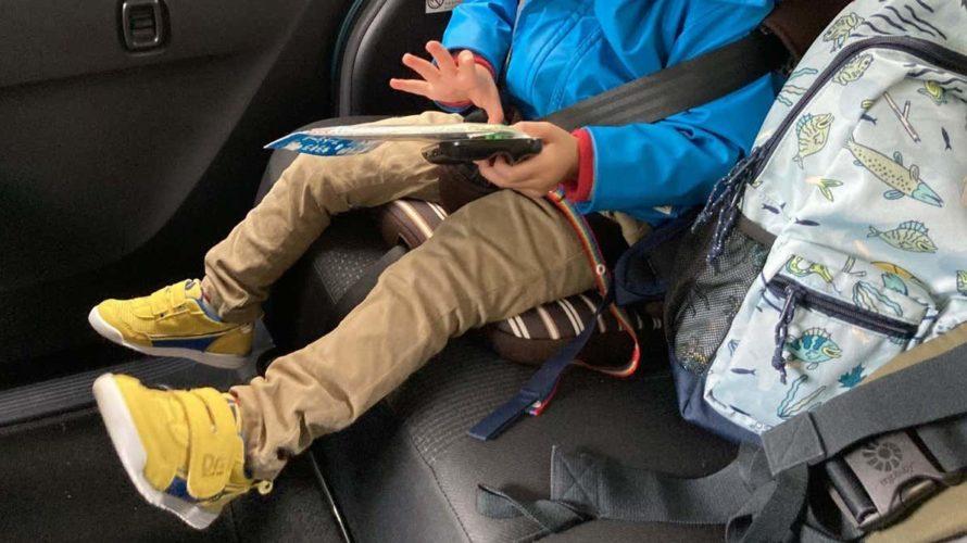 2020.11.01(Sun)久々にバギーに乗る息子