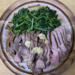 2020.11.28(Sat) お肉をたくさん食べる息子