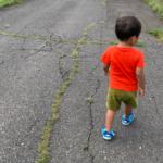 2020.08.15(Sat) 母実家最終日の息子