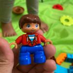 2020.09.13(Sun) レゴ遊びに夢中の息子