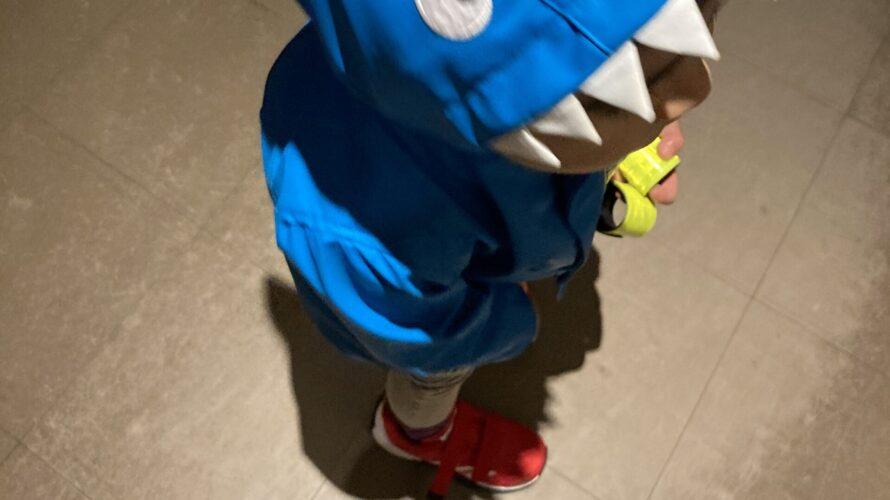 2021.04.02(Fri) トレーニングパンツの息子