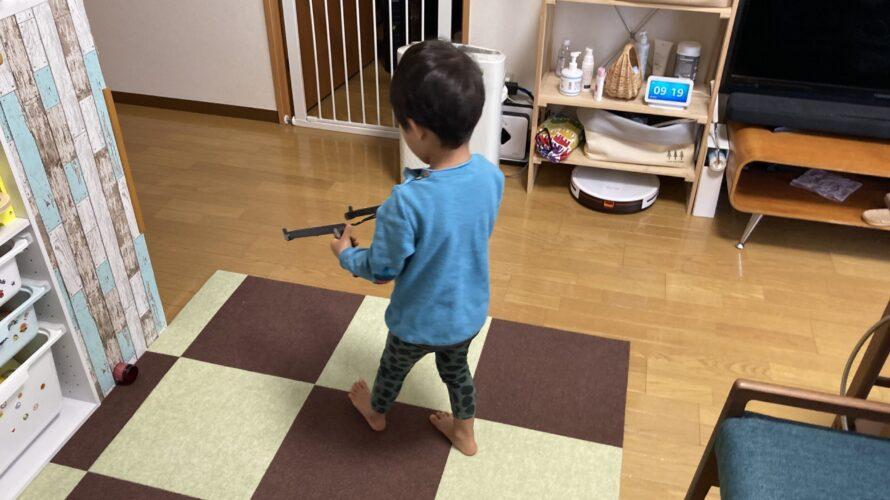 2021.05.18(Tue) 自宅保育の息子