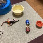 2021.10.05(Tue) ぽんぽんを習得する息子